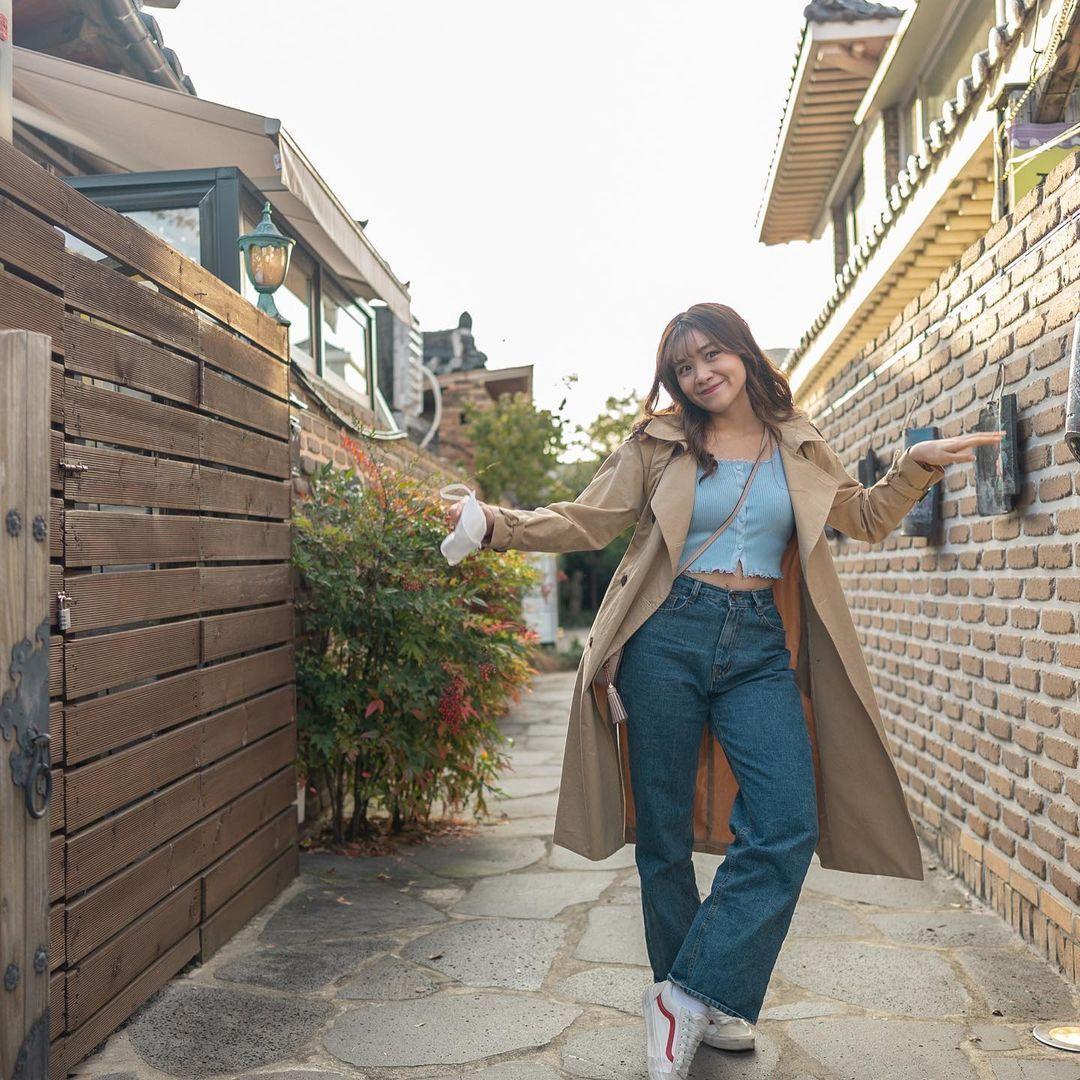 Intip Gaya Jeanette, Pacar YouTuber Jang Hansol  'Korean Roemit'