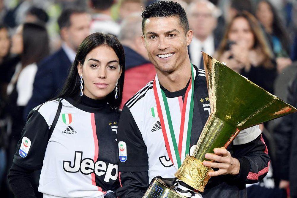 Seksi Banget, Ini 8 Fakta Georgina Rodriguez Kekasih Cristiano Ronaldo
