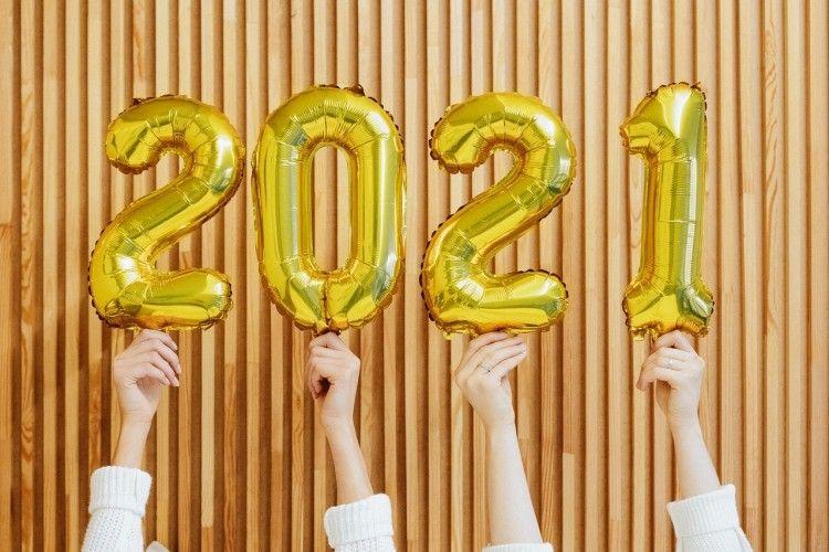 15 Ucapan Selamat Tahun Baru 2021 Lengkap dengan Gambar