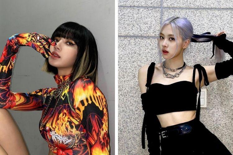 Persiapkan Debut Solo, Adu Pesona Lisa dan Rosé 'BLACKPINK'