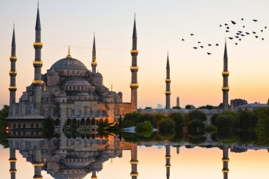 Bikin Takjub Bersyukur, Ini 10 Masjid Terindah Dunia