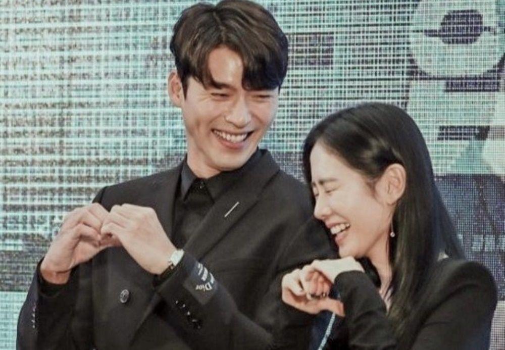 Serasi Banget! Ini 10 Potret Hyun Bin & Son Ye Jin di Balik Layar