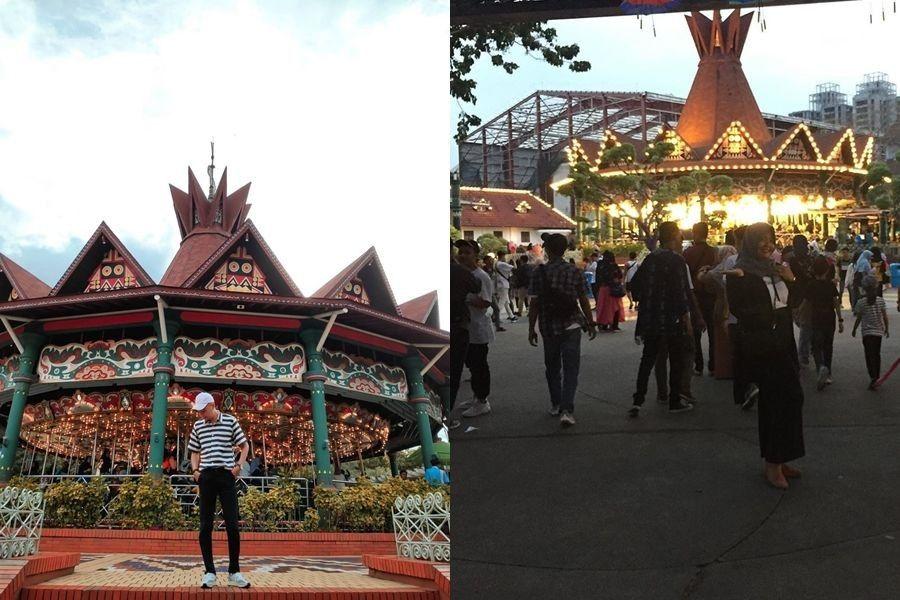 10 Potret Ekspektasi VS Realita Liburan di Jakarta, Beda Banget!