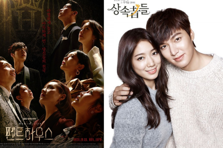 'The Penthouse' Hingga 'The Heirs' Ini Drama Korea Si Kaya & Si Miskin