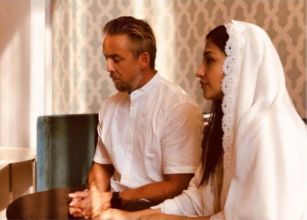 Menikah dengan Aktor Hollywood, Inilah 10 Potret Manis Keluarga Rahma Azhari