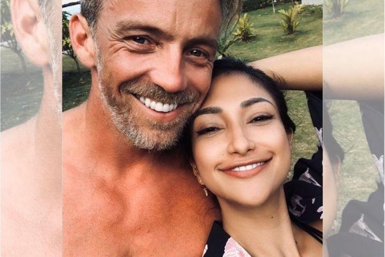 Dinikahi Aktor Hollywood, Begini 10 Potret Manis Keluarga Rahma Azhari