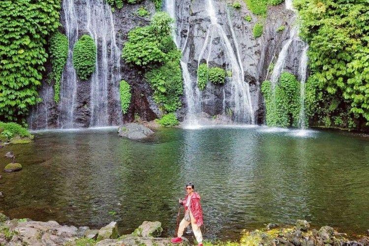 5 Pesona Banyumala Twin Waterfalls, Air Terjun Cantik di Buleleng Bali