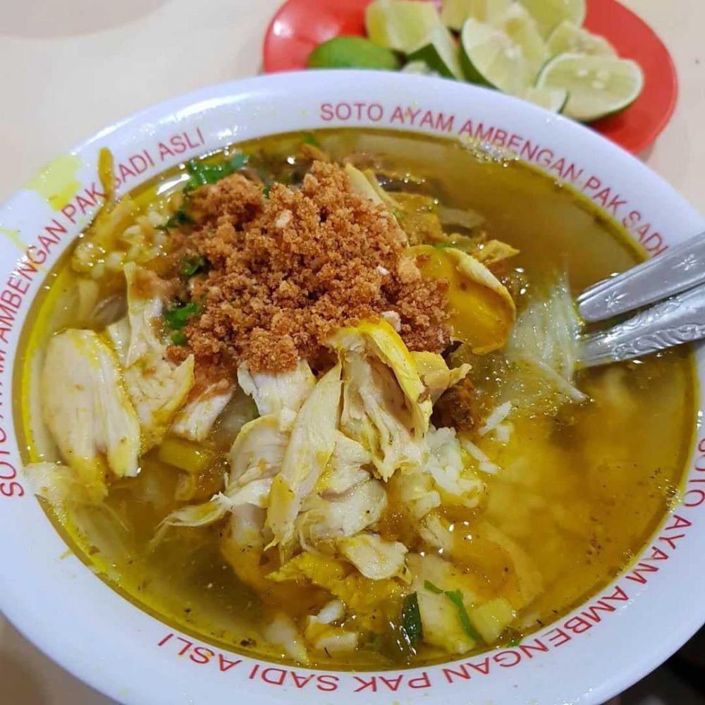 5 Rekomendasi Tempat Makan Soto di Surabaya, Dijamin Ketagihan!