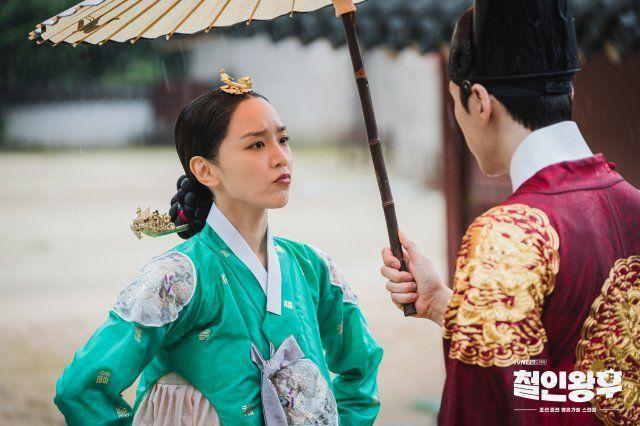 11 Potret Chemistry Kim Jung Hyun dan Shin Hye Sun di Drama Mr.Queen