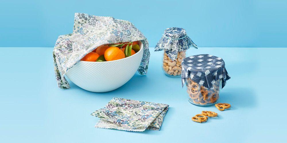 Gaya Hidup Minimalis, Ini Cara Menyimpan Makanan Ramah Lingkungan