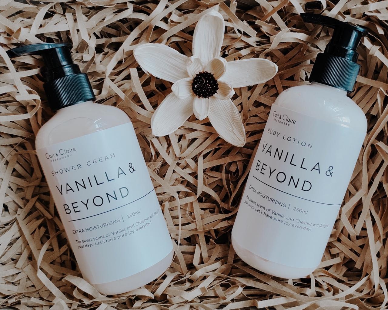 Review: Carl & Claire Vanilla and Beyond