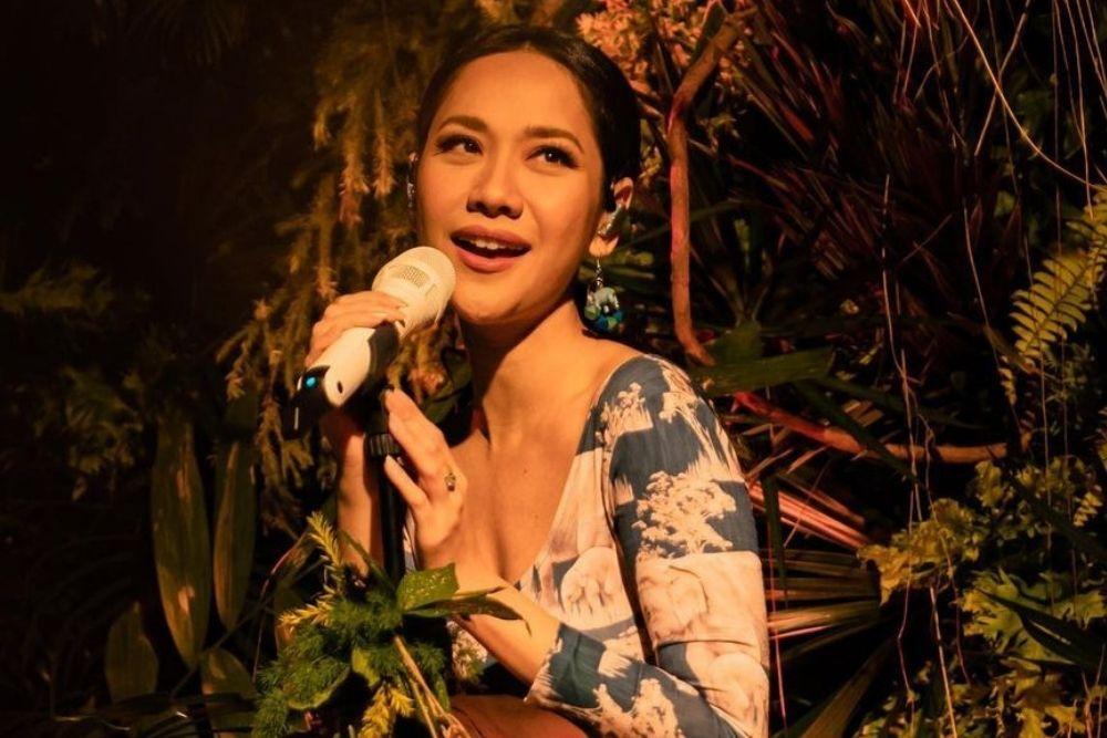 Potret Tegar Bunga Citra Lestari Setelah Kepergian Sang Suami