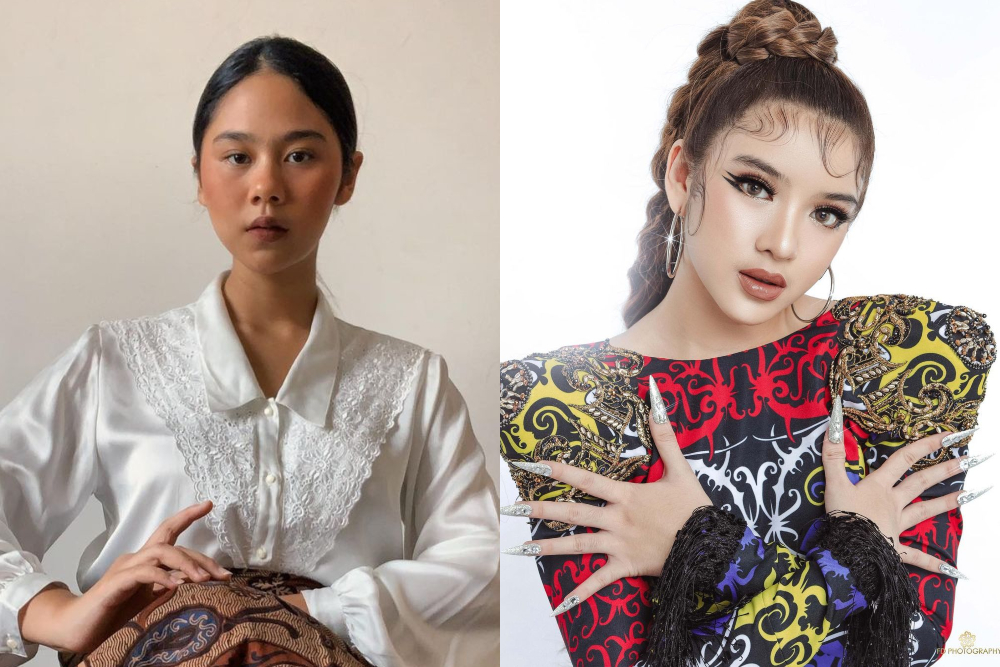 Jadi Penyanyi Hits, Intip Adu Riasan Nadin Amizah vs Tiara Andini