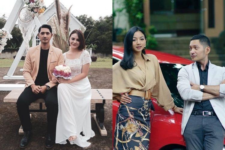 Adu Gaya Amanda Manopo - Arya Saloka & GlencaChysara  - Evan Sanders
