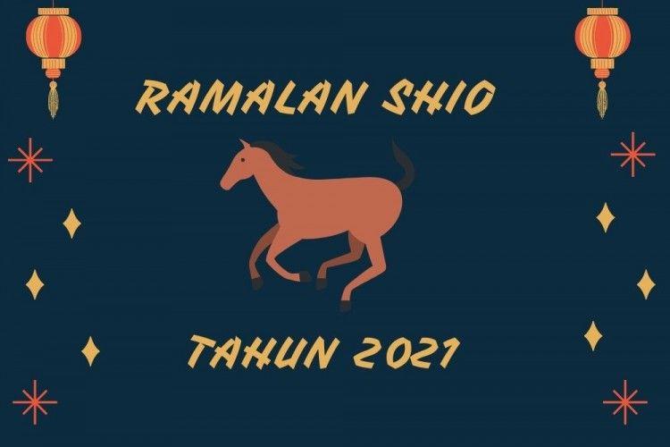 Ramalan Shio Kuda Tahun 2021, Bisa Patah Hati!