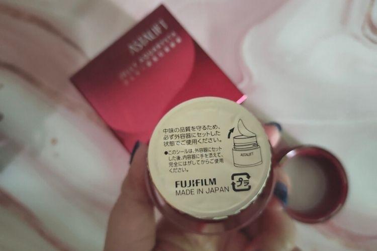 Review: Pakai Teknologi Kamera, Begini Sensasi Pelembap dari Fujifilm