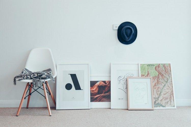 Biar Ruangan Semakin Estetik, Ini 5 Tips Memilih Bingkai Foto