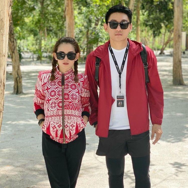 Mirip Mendiang Istri, 9 Cerita Cinta Ifan 'Seventeen' & Citra Monica