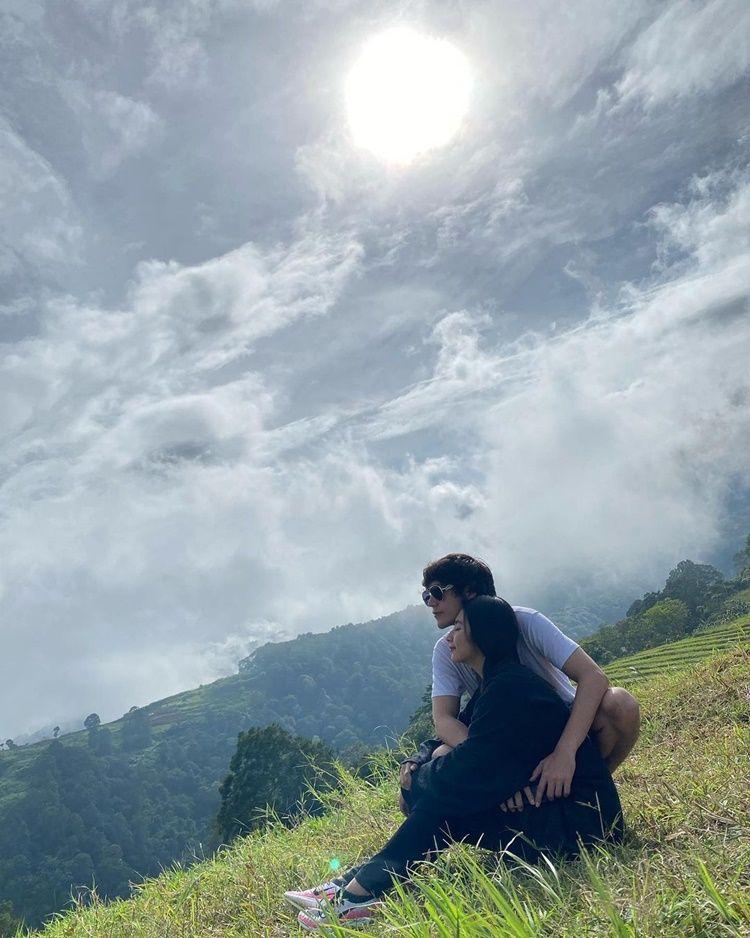 Beda 4 Tahun, Intip 9 Gaya Pacaran Dinda Kirana dan Naufal Samudra