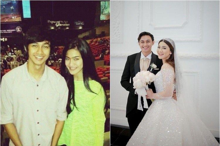 Akhirnya Nikah, 10 Potret Hito Caesar & Felicya Angelista Awal Pacaran