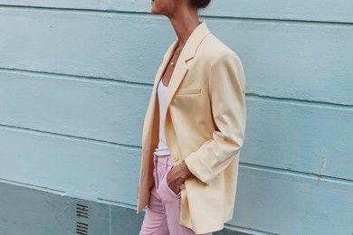 Bakalan Trend Ini Dia Inspirasi OOTD Warna Sorbet Pastel