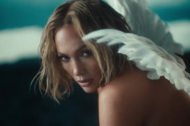 Jennifer Lopez Tampil Seksi Video Klip In The Morning