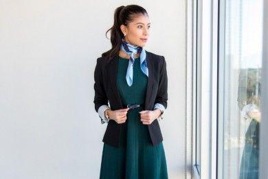 Inspirasi Gaya Smart Officewear ke Kantor Lebih Modis