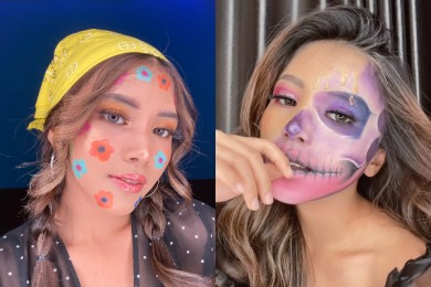 Perjalanan Ulva, Si Ratu Face Painting Makin Bersinar