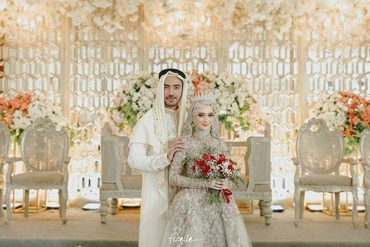 Ta'aruf, Ini 8 Fakta Pernikahan Reza Zakarya yang Bernuansa Arab
