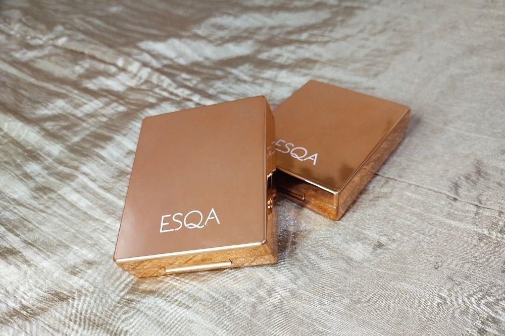 Review: ESQA Flawless Powder Foundation, Kulit Mulus Anti Cakey