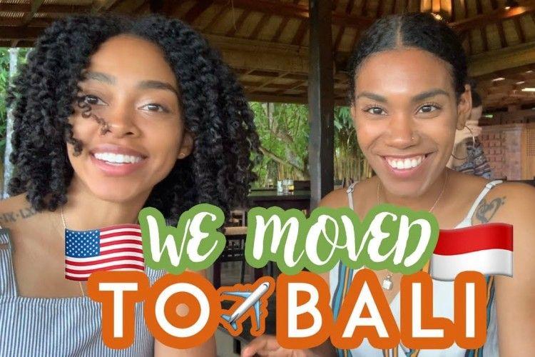 Berbagi Soal Pengalaman Hidup di Bali, Dua WNA Ini Dikecam Warganet
