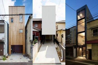 13 Foto Desain Keren Rumah Lahan Sempit Memanjang
