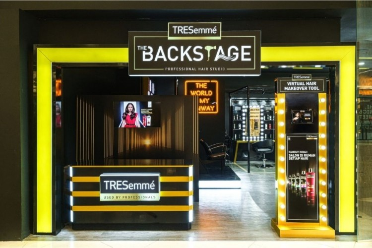 TRESemmé Hadirkan Pop-Up Salon, Solusi Rambut Indah di Kala Pandemi