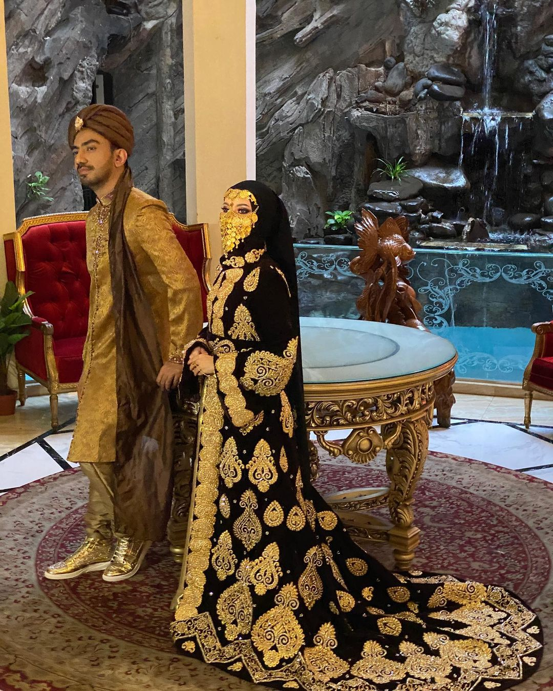 Intip Gaya Valda Alviana, Istri Sah Reza ZakaryaD'Academy