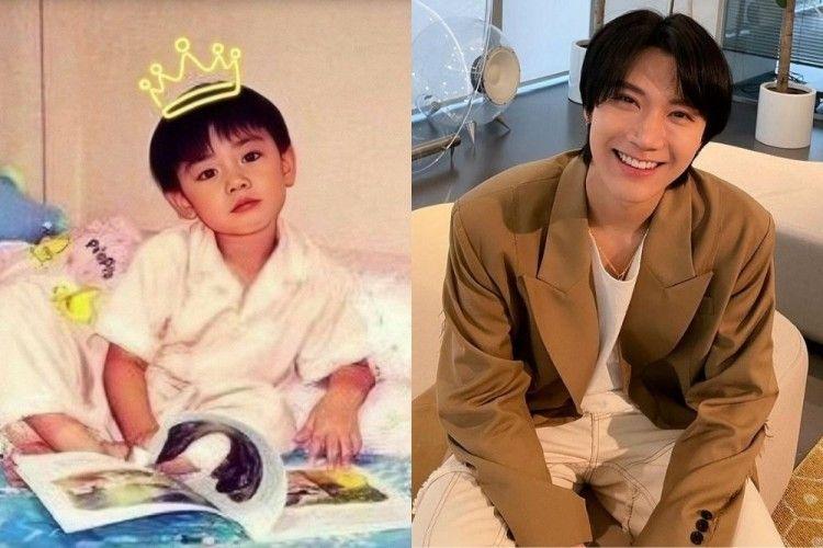 Transformasi 9 Idol SM Entertainment, Bukti dari Kecil Sudah Menawan