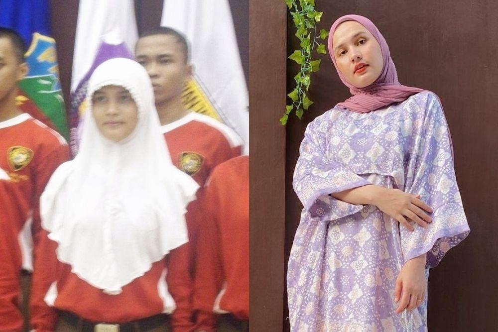 Potret 7 Selebgram Ketika Sekolah vs Kini, Bedanya Kebangetan!