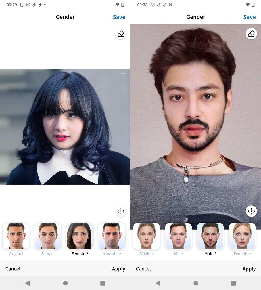 Filter Viral di TikTok, Begini Cara Edit Foto Pakai Aplikasi FaceApp