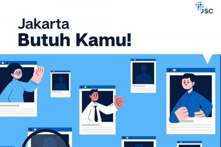 Catat, Ini Syarat dan Cara Daftar Lowongan Kerja Jakarta Smart City!