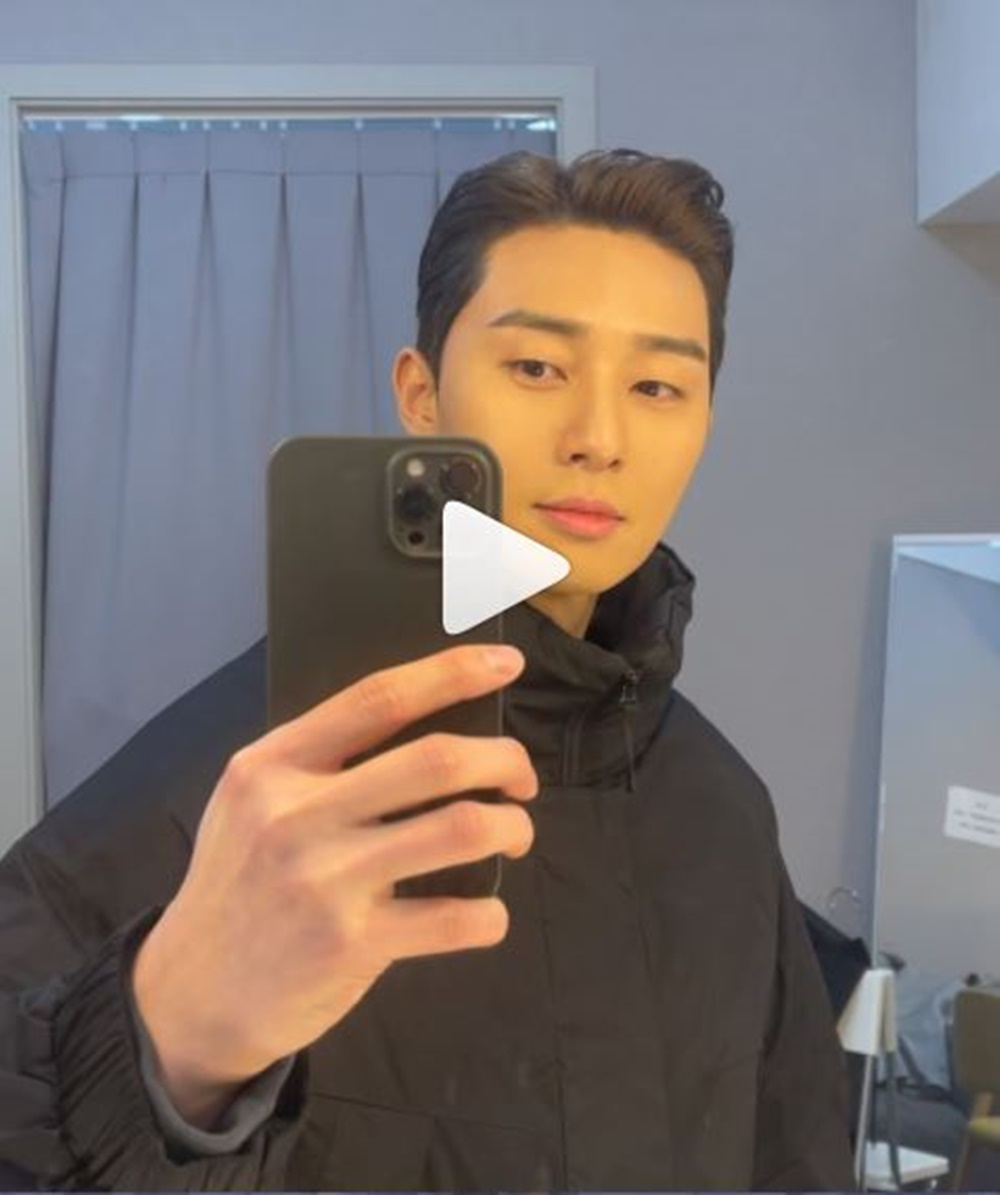 Saling Kasih Kode, Park Seo Joon & Park Min Young Disebut Pacaran