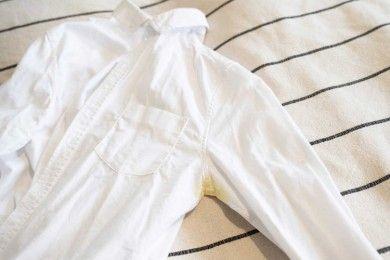 Cara Menghilangkan Noda Kuning Pakaian
