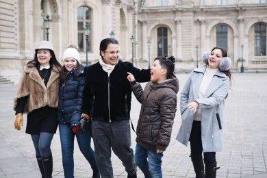 5 Seleb Langgeng Berpoligami, Istri Pertama & Kedua Akur Banget
