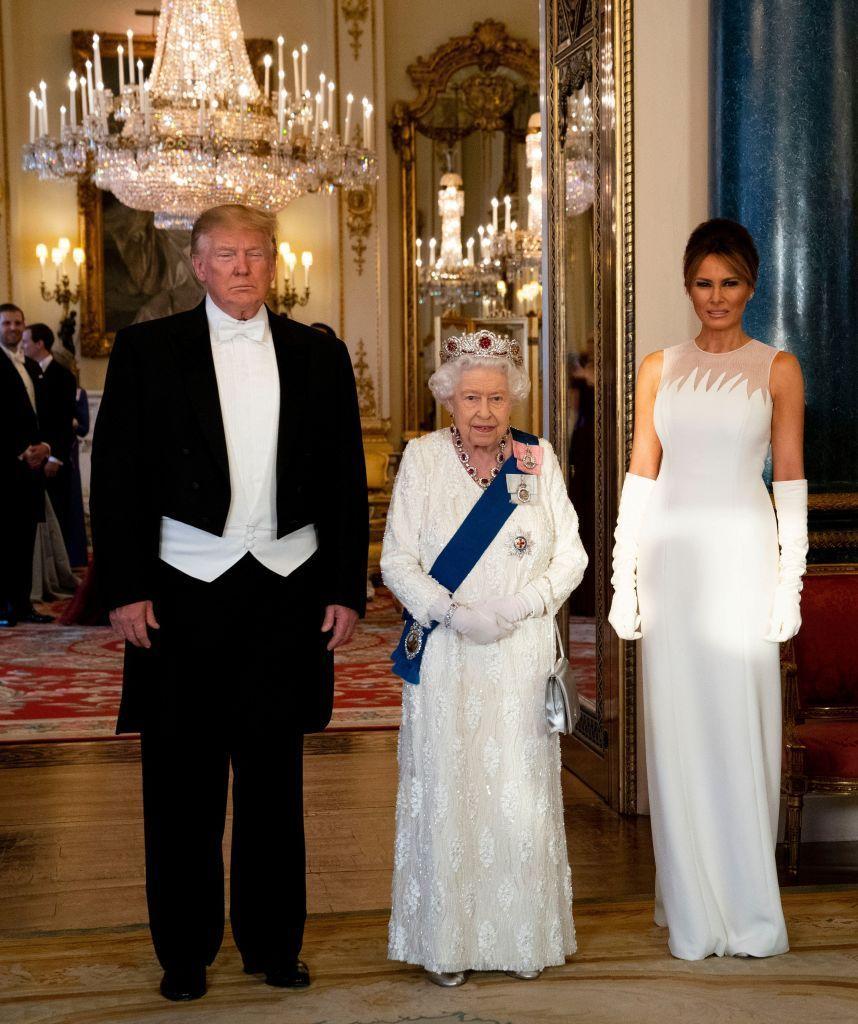 Deretan Gaya Terbaik Melania Trump Sebelum Tinggalkan Gedung Putih