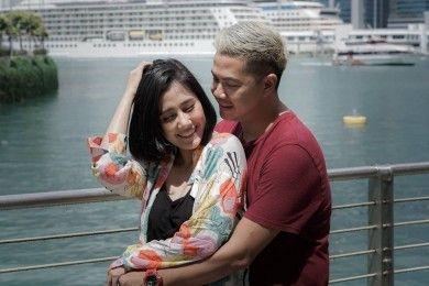3 Tahun Menikah, Ini 10 Potret Mesra Ardina Rasti Arie Dwi Andhika