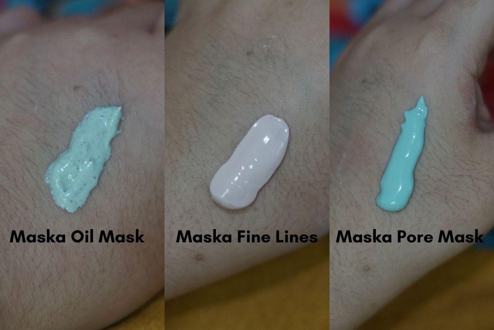 Maska Technicolor Multimask, Solusi untuk Berbagai Kondisi Kulit