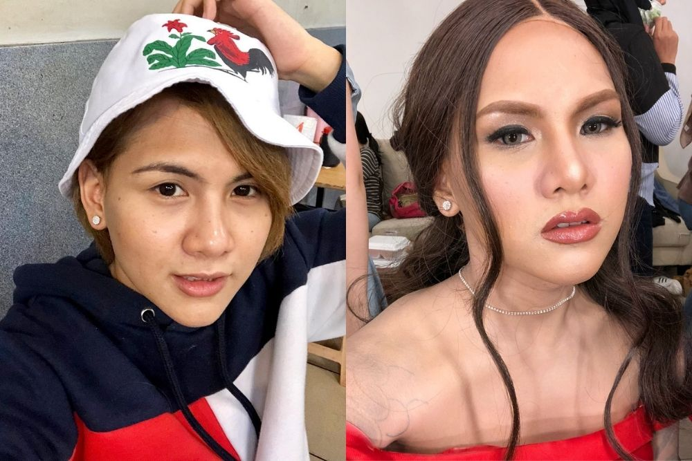 Potret Before dan After 5 Seleb yang di-Make Over Ivan Gunawan