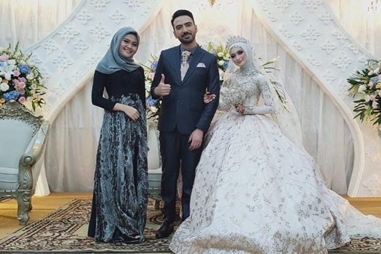 Bersahabat, 7 Jebolan D'Academy Ini Hadiri Pernikahan Reza Zakarya