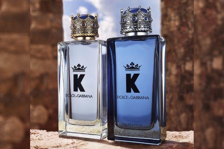 K by Dolce & Gabanna, Parfum Raja dengan Wangi Maskulin