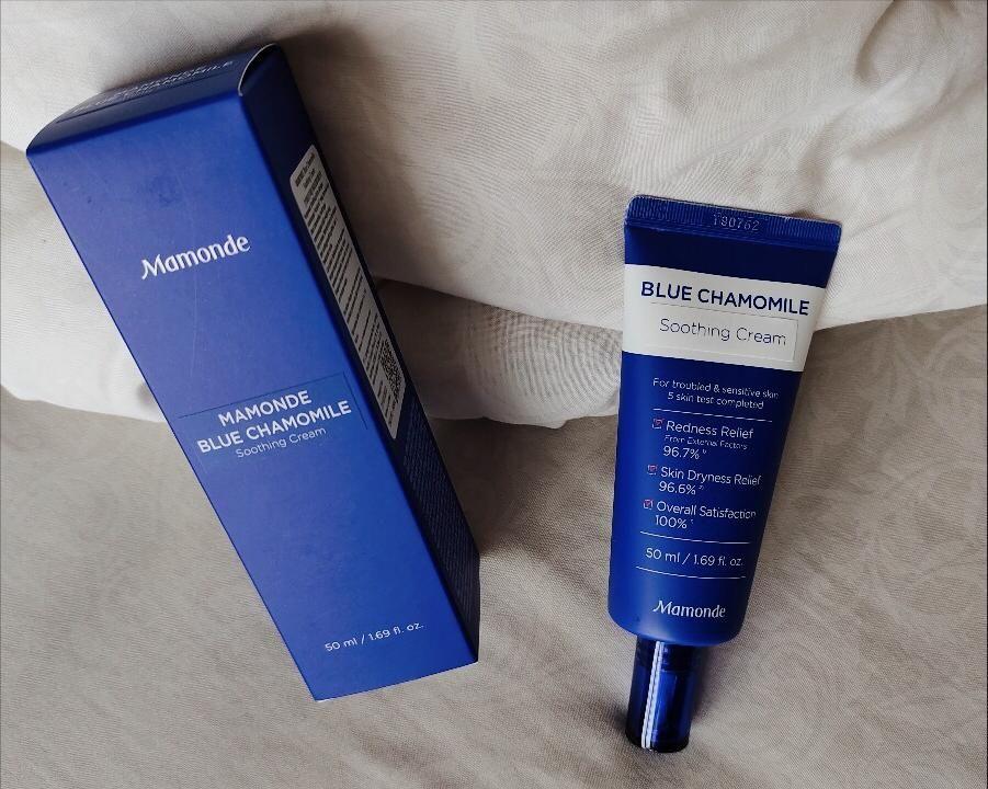 Review: Mamonde Blue Chamomile Soothing Cream, Penyelamat Kulit Kering
