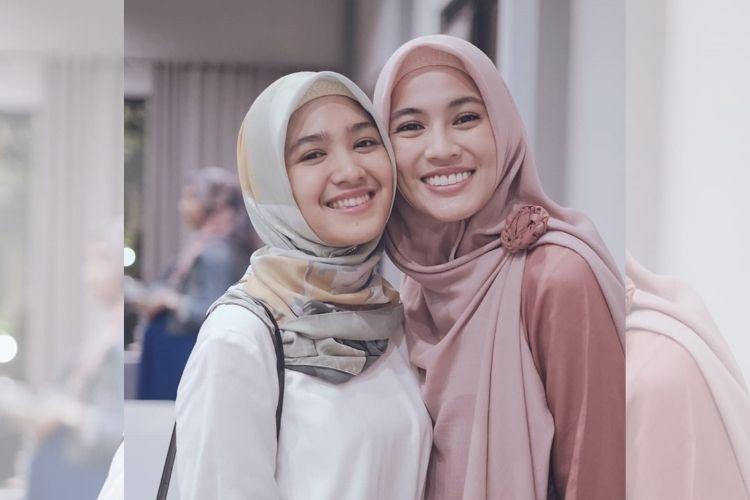 Bak Kakak Adik, Ini 9 Momen Akrab Alyssa Soebandono dan Cut Syifa