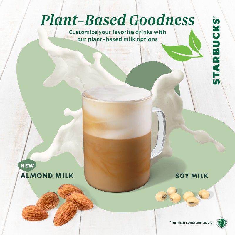 Sangat Dinantikan, Akhirnya Makanan Plant-Based Tersedia di Starbucks